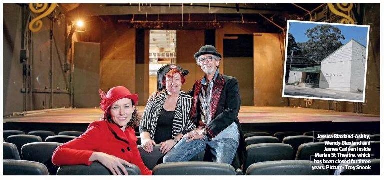 Group fights to save theatre – North Shore Times