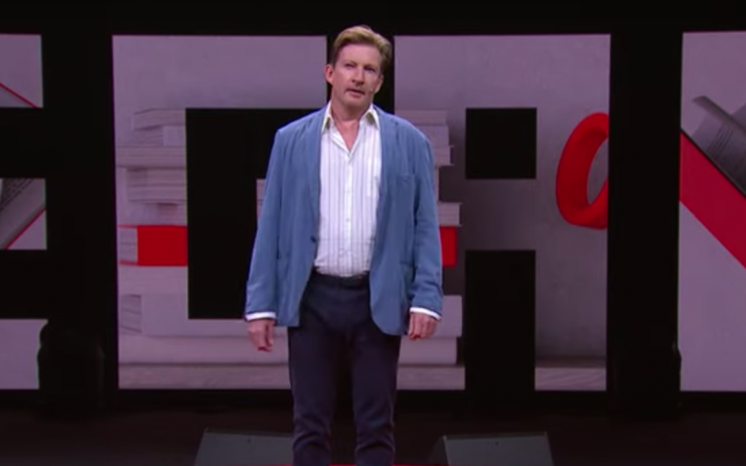 Acting – What is it? How to do it? Why do it? | David Wenham | TEDxSydney